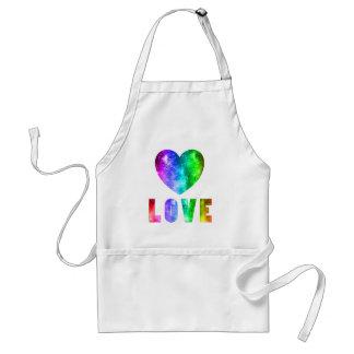 Love Wins Standard Apron