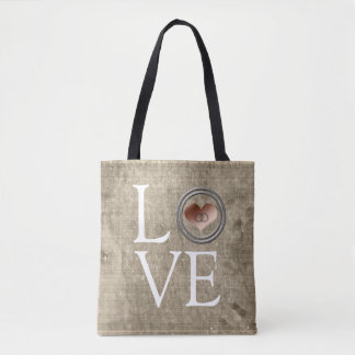 Love-With This Ring... Tote Bag