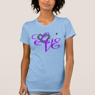 Love Women's American Apparel Fine Jersey Tshirt