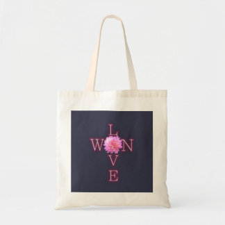Love Won2 Tote Bag
