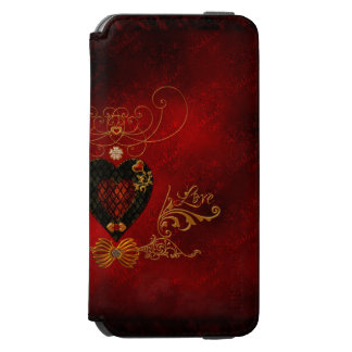 Love, wonderful hearts incipio watson™ iPhone 6 wallet case