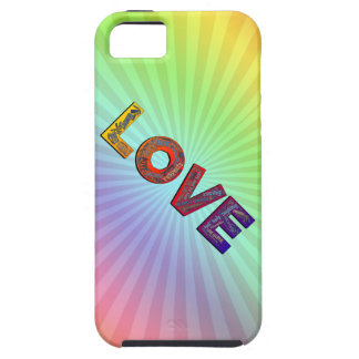 LOVE WORDS iPhone 5 CASE