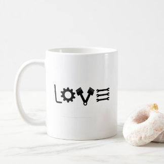Love Wrenching Coffee Mug