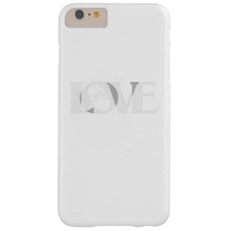Love Wrestle Wrestling Barely There iPhone 6 Plus Case