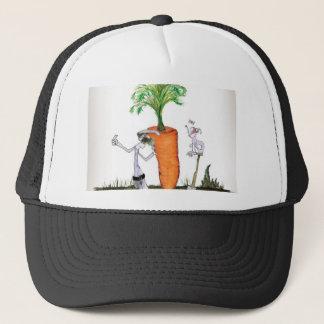Love Yorkshire big carrots Trucker Hat