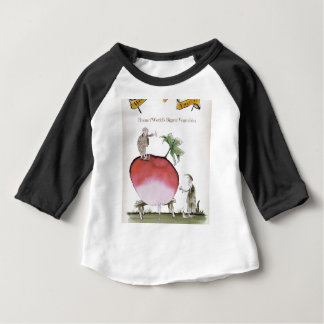Love Yorkshire big radish Baby T-Shirt