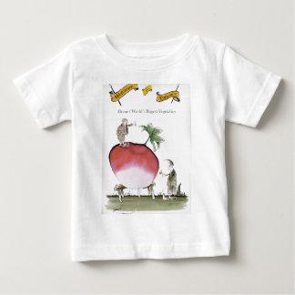 Love Yorkshire big radish Baby T-Shirt
