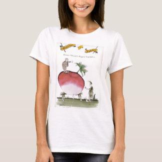 Love Yorkshire big radish T-Shirt