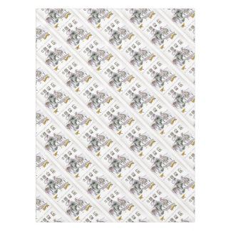 love yorkshire borrowing whippets teeth tablecloth