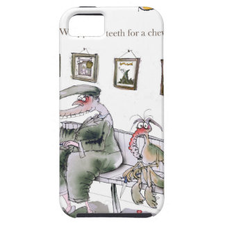 love yorkshire borrowing whippets teeth tough iPhone 5 case