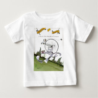 love yorkshire decathlons baby T-Shirt
