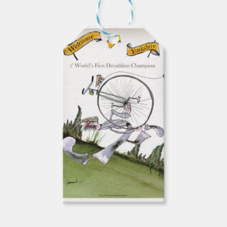 love yorkshire decathlons gift tags