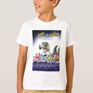 love yorkshire drop o'rain T-Shirt