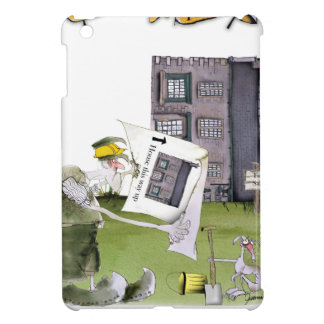 love yorkshire 'ey up, jobs a good 'un' iPad mini case
