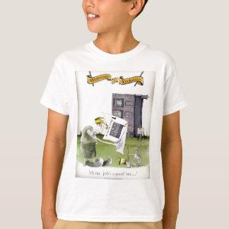 love yorkshire 'ey up, jobs a good 'un' T-Shirt