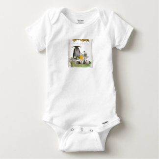 love yorkshire falconry display baby onesie