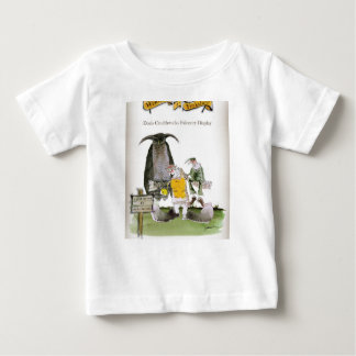 love yorkshire falconry display baby T-Shirt