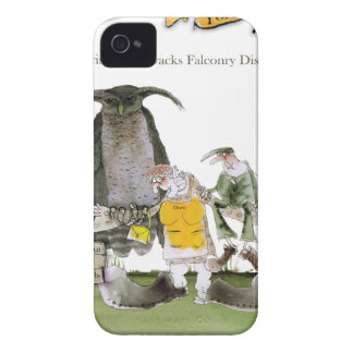 love yorkshire falconry display Case-Mate iPhone 4 cases