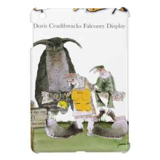love yorkshire falconry display iPad mini case