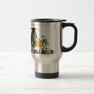 love yorkshire falconry display travel mug