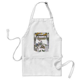 love yorkshire flat fish standard apron