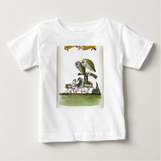 love yorkshire hostile rodent unit baby T-Shirt