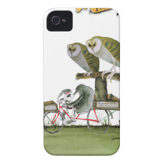 love yorkshire hostile rodent unit iPhone 4 cover