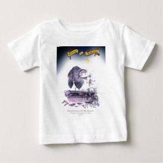 love yorkshire ol' ma ferret baby T-Shirt