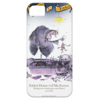 love yorkshire ol' ma ferret iPhone 5 case
