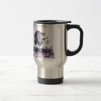 love yorkshire ol' ma ferret travel mug