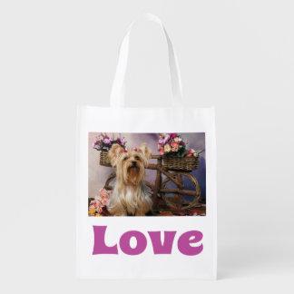 Love Yorkshire Terrier Puppy Dog