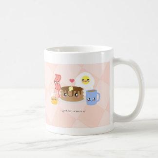 Love You a Brunch Mug