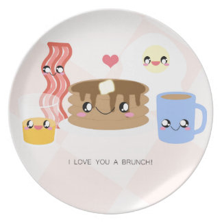 Love You a Brunch Plate