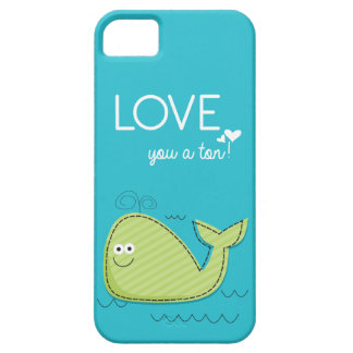 Love you a ton! case for the iPhone 5