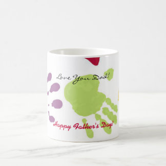 Love You Dad!, Happy Father's Day! Coffee Mugs
