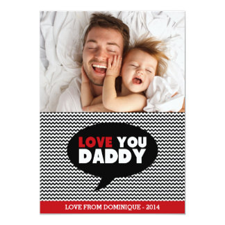 """Love You Daddy 