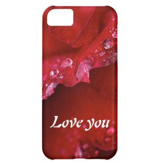 Love you iPhone 5C case