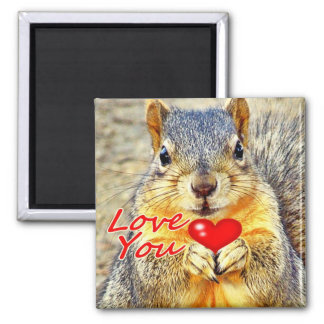Love You_Magnet Magnets