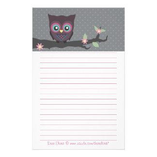 Love You Owl-ways! Custom Stationery