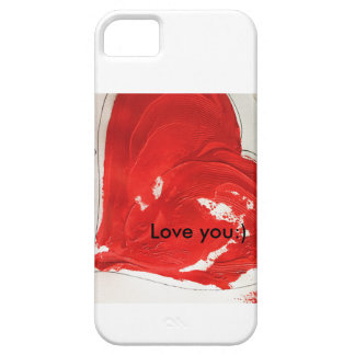 Love you:) phone case iPhone 5 cover