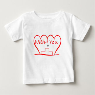 Love You, successfully with you together Baby T-Shirt