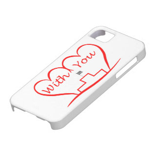 Love You, successfully with you together iPhone 5 Cover