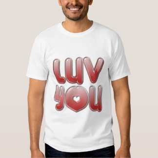 Love You T Shirts