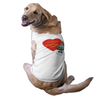 Love You Teddy Bear Prince Shirt