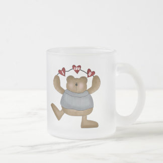 Love You Teddy Bear T-shirts and Gifts Mugs