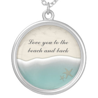 Love You To The Beach & Back Necklace