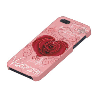 Love you Valentine ~for her~ iphone 5 case