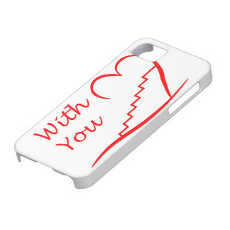 Love You, with you together the stairs up Case For The iPhone 5