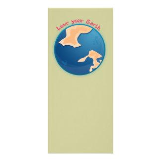 Love your Earth Book Mark Rack Cards