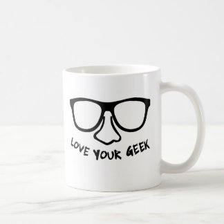 Love Your Geek Mugs